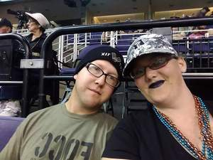 Matt attended Arizona Rattlers vs. Green Bay Blizzard - IFL - Hero of the Game - Read Instructions Below Before Claiming Tickets on Apr 21st 2018 via VetTix