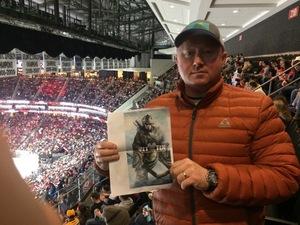 Peter attended New Jersey Devils vs. Boston Bruins - NHL on Feb 11th 2018 via VetTix