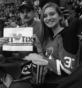 james Rossmeissl attended New Jersey Devils vs. Boston Bruins - NHL on Feb 11th 2018 via VetTix