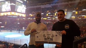 Click To Read More Feedback from Florida Panthers vs. Los Angeles Kings - NHL