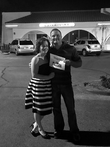 eric attended Cafe Comedy on Feb 15th 2018 via VetTix
