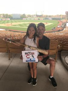 Kevin Pettit attended Chicago White Sox vs. Cincinnati Reds - MLB Spring Training on Mar 7th 2018 via VetTix