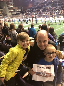 Click To Read More Feedback from Rochester Knighthawks vs. Colorado Mammoth - National Lacrosse League