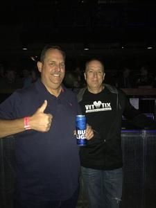 Todd attended Power Serge - Standing Room Only on Feb 17th 2018 via VetTix
