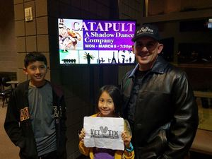 Cecil attended Catapult on Mar 5th 2018 via VetTix