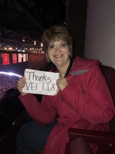 Paul attended The Breakers Tour Featuring Little Big Town With Kacey Musgraves and Midland on Feb 15th 2018 via VetTix