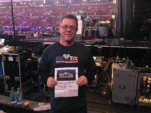 David attended The Breakers Tour Featuring Little Big Town With Kacey Musgraves and Midland on Feb 15th 2018 via VetTix