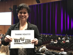 Eileen attended Cher Live at the MGM National Harbor Theater on Feb 18th 2018 via VetTix