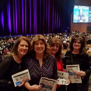 EDWARD attended Cher Live at the MGM National Harbor Theater on Feb 18th 2018 via VetTix