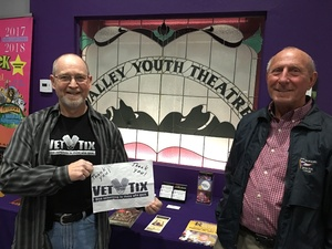 Richard attended The Hobbit by Valley Youth Theatre - Special Military Performance on Feb 23rd 2018 via VetTix