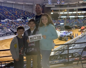 Click To Read More Feedback from Traxxas Monster Truck Tour
