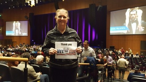 Michelle attended Cher Live at the MGM National Harbor Theater on Feb 22nd 2018 via VetTix