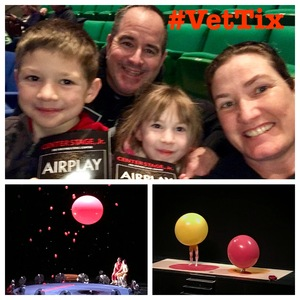 Kathie attended Air Play - Circus Style Adventure on Feb 17th 2018 via VetTix