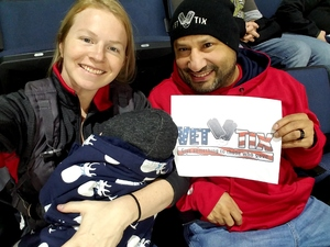 Click To Read More Feedback from Allen Americans vs. Rapid City Rush - ECHL
