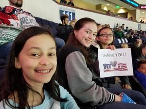 Click To Read More Feedback from Allen Americans vs. Colorado Eagles - ECHL
