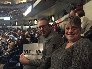 Nicholas M. attended The Breakers Tour Featuring Little Big Town With Kacey Musgraves and Midland on Feb 22nd 2018 via VetTix