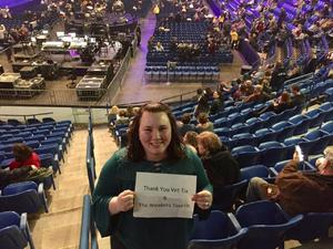 Ryan attended The Breakers Tour Featuring Little Big Town With Kacey Musgraves and Midland on Feb 22nd 2018 via VetTix