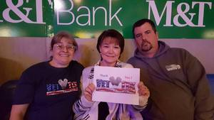 Fran attended The Breakers Tour Featuring Little Big Town With Kacey Musgraves and Midland on Feb 22nd 2018 via VetTix