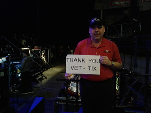 William attended The Breakers Tour Featuring Little Big Town With Kacey Musgraves and Midland on Feb 22nd 2018 via VetTix