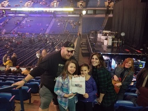 Ron attended The Breakers Tour Featuring Little Big Town With Kacey Musgraves and Midland on Feb 22nd 2018 via VetTix