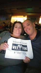Jim attended Brad Paisley - Weekend Warrior World Tour With Dustin Lynch, Chase Bryant and Lindsay Ell on Feb 22nd 2018 via VetTix
