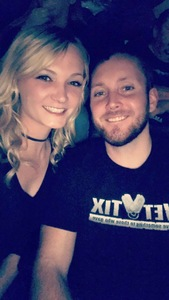 Charles attended Brad Paisley - Weekend Warrior World Tour With Dustin Lynch, Chase Bryant and Lindsay Ell on Feb 22nd 2018 via VetTix