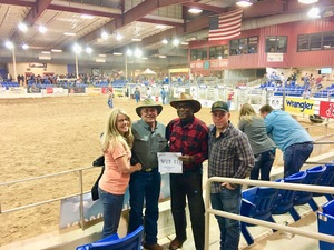 James attended The 65th Annual Parada Del Sol Rodeo - Bull Riding Only on This Night on Mar 8th 2018 via VetTix