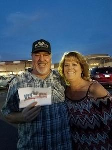 ken attended The 65th Annual Parada Del Sol Rodeo - Bull Riding Only on This Night on Mar 8th 2018 via VetTix