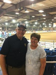 Michael attended The 64th Annual Parada Del Sol Rodeo - PRCA Rodeo on Mar 9th 2018 via VetTix