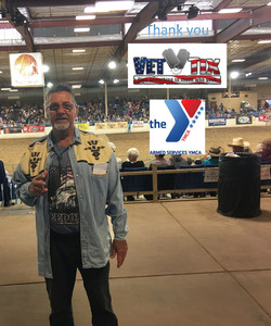 Joe Scanlon attended The 65th Annual Parada Del Sol Rodeo - PRCA Rodeo - 2: 00 PM Start Time on Mar 11th 2018 via VetTix