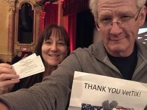 CindyEW attended The Edgar Winter Band on Mar 9th 2018 via VetTix