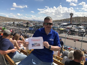 Click To Read More Feedback from 2018 TicketGuardian 500 - Monster Energy NASCAR Cup Series