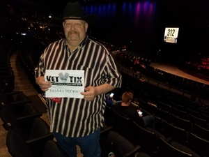 Jon attended Turnpike Troubadours on Mar 2nd 2018 via VetTix
