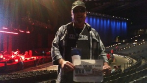 Joe attended Turnpike Troubadours on Mar 2nd 2018 via VetTix