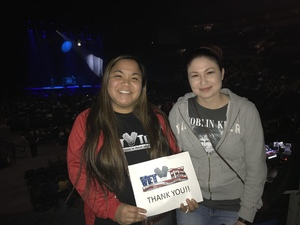 Andrea attended Lorde: Melodrama World Tour on Mar 2nd 2018 via VetTix