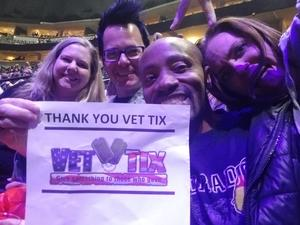 Willie attended Lorde: Melodrama World Tour on Mar 5th 2018 via VetTix