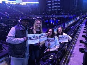 Kevin attended Lorde: Melodrama World Tour on Mar 5th 2018 via VetTix