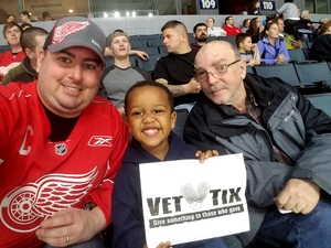 Click To Read More Feedback from Grand Rapids Griffins vs. Tucson Roadrunners - AHL