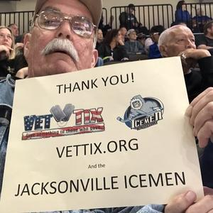 Click To Read More Feedback from Jacksonville Icemen vs. Florida Everblades