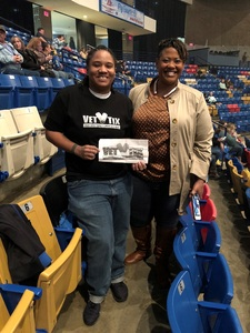 Chelle attended Cole Swindell Special Guests: Chris Janson and Lauren Alaina (american Idol) on Mar 9th 2018 via VetTix