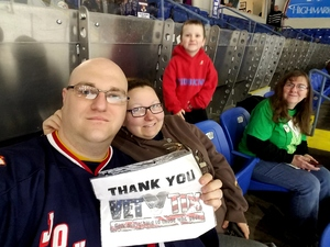 Click To Read More Feedback from Johnstown Tomahawks vs. Northeast Generals - NAHL