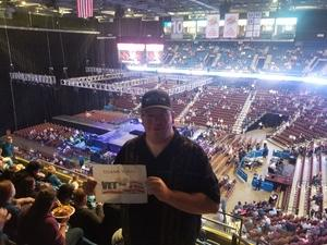 Brian attended Cirque Dreams Revealed on Mar 11th 2018 via VetTix