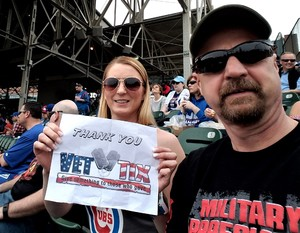 Hal attended Chicago Cubs vs. Pittsburgh Pirates - MLB on Apr 12th 2018 via VetTix