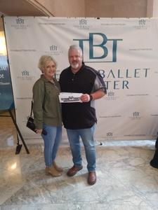 Richard attended Henry Viii Performed by Texas Ballet With Seven Sonatas on Mar 4th 2018 via VetTix