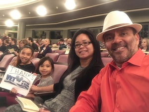Jose attended Henry Viii Performed by Texas Ballet With Seven Sonatas on Mar 4th 2018 via VetTix