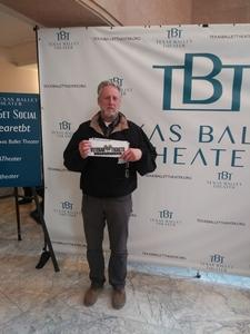 Mark attended Henry Viii Performed by Texas Ballet With Seven Sonatas on Mar 4th 2018 via VetTix