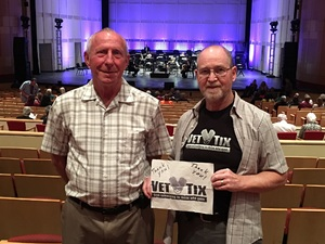 Richard attended West Side Story - Friday Evening on Mar 2nd 2018 via VetTix