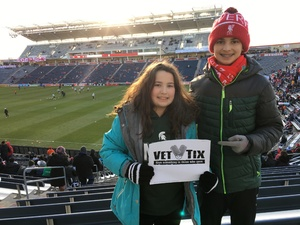 Kevin attended Chicago Fire vs. Sporting Kansas City - MLS on Mar 10th 2018 via VetTix