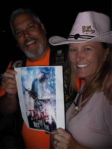 Todd attended Brad Paisley - Weekend Warrior World Tour With Dustin Lynch, Chase Bryant and Lindsay Ell on Mar 9th 2018 via VetTix