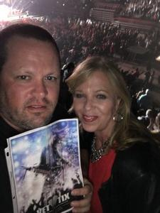 Phillip attended Brad Paisley - Weekend Warrior World Tour With Dustin Lynch, Chase Bryant and Lindsay Ell on Mar 9th 2018 via VetTix